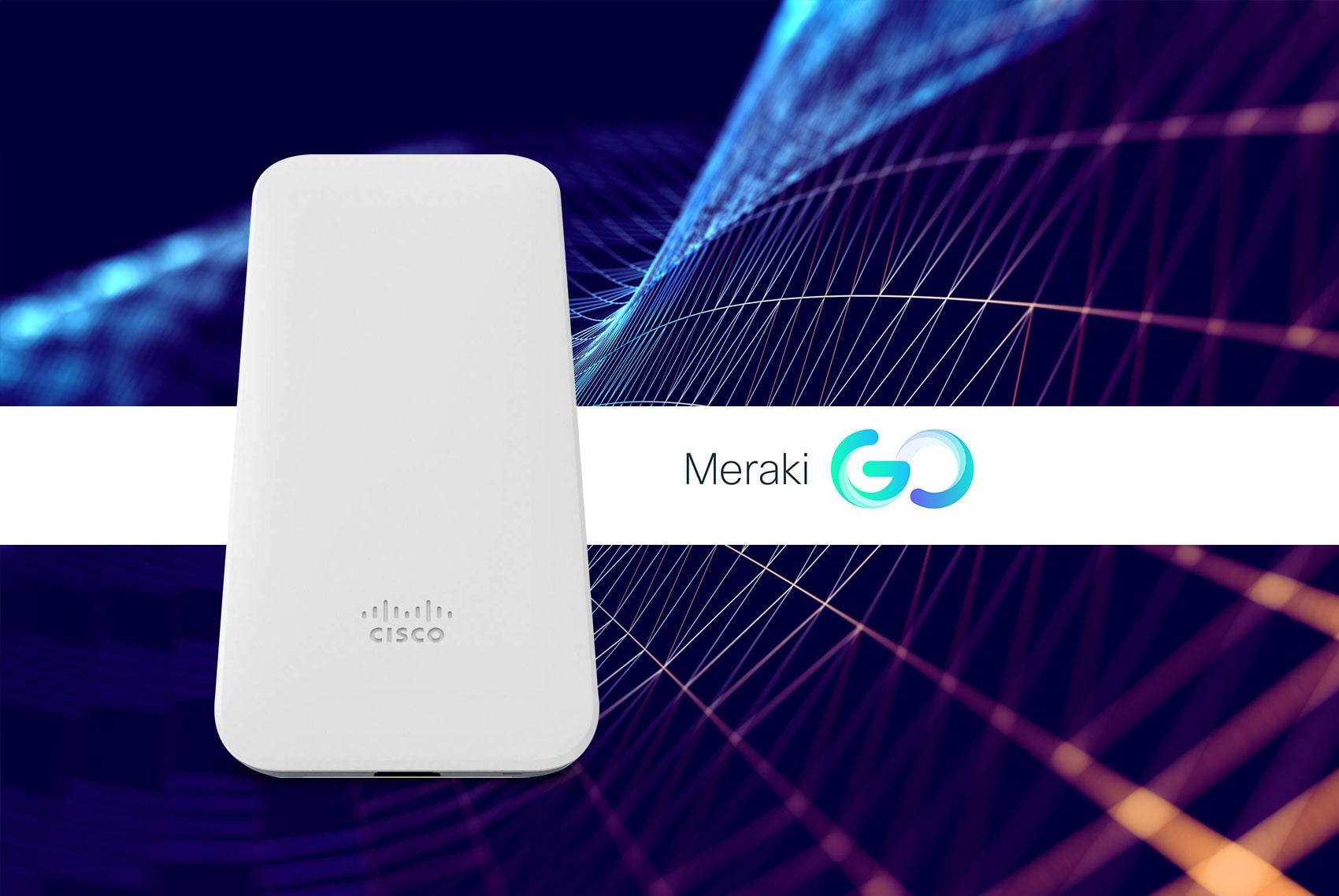 Descubre cómo Cisco Meraki Go transformará tecnológicamente tu negocio