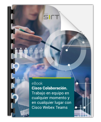eBook Colaboración de Sirt de Cisco Webex Teams