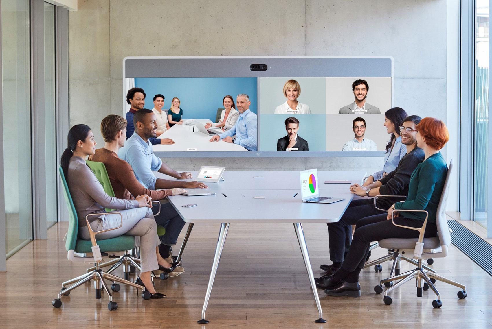 Ventajas de las soluciones de colaboración empresarial