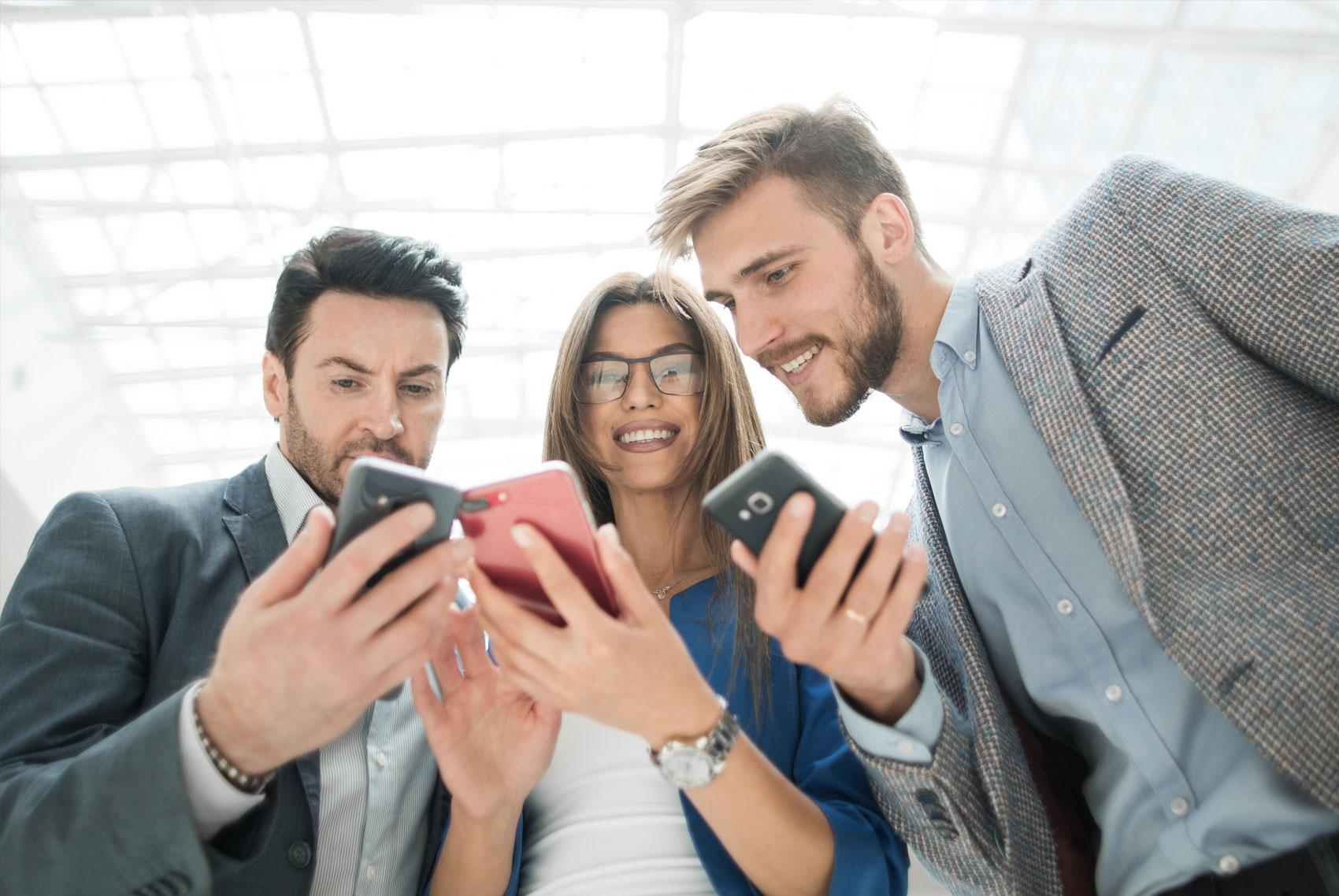 ¿Qué puede hacer una empresa con Cisco Webex Calling?